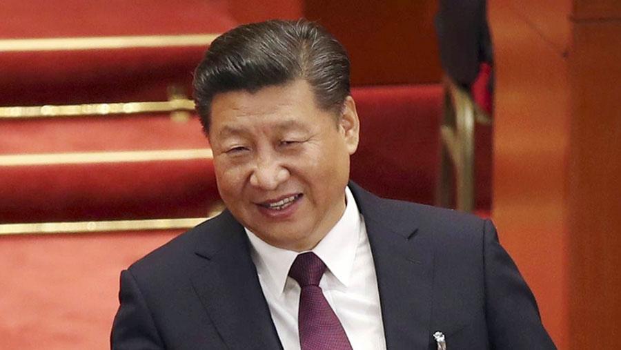 চীনের 'আজীবন' রাষ্ট্রপতি হলেন শি জিনপিং