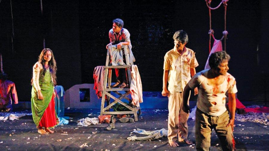 ঢাবি'তে তিনদিনব্যাপী নাট্যোৎসব