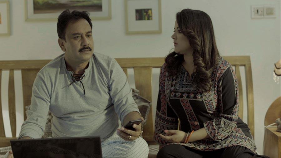 নাগরিক টিভিতে 'ভিশন' নিবেদিত নাটক সাপখেলা