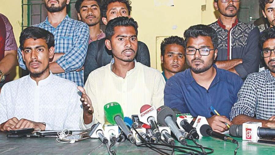 ডাকসু'র পুনর্নির্বাচন দাবি করলেন নুর