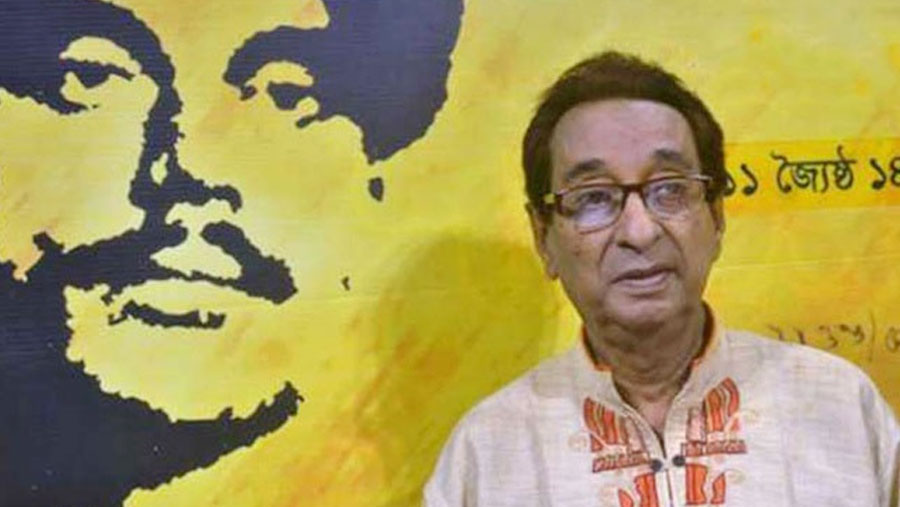 নজরুল সঙ্গীত শিল্পী খালিদ হোসেন আর নেই