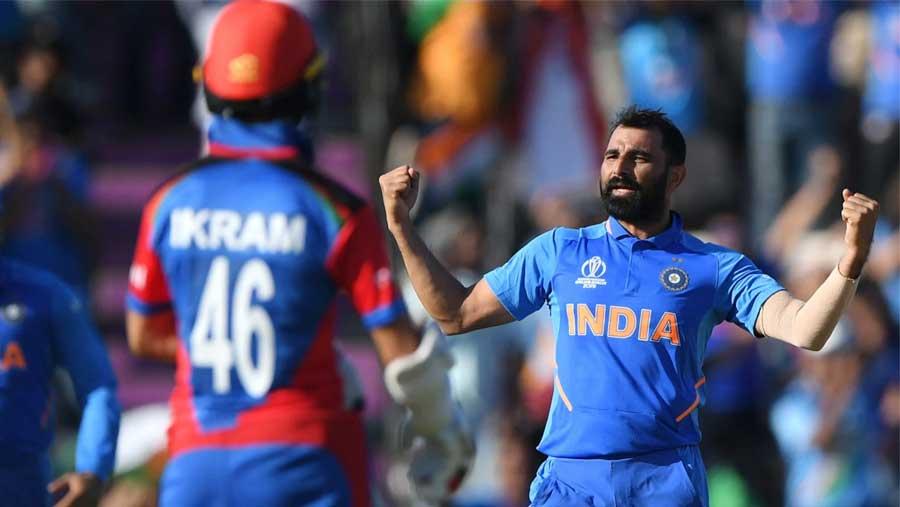 ক্রিকেট বিশ্বকাপ: অঘটন ঘটাতে পারেনি আফগানিস্তান