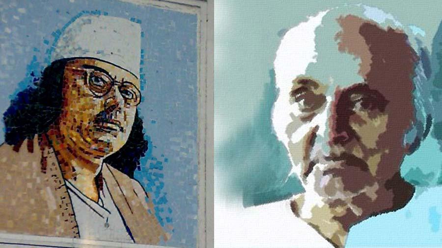 জাতীয় কবি কাজী নজরুল ইসলামের প্রয়াণ দিবস
