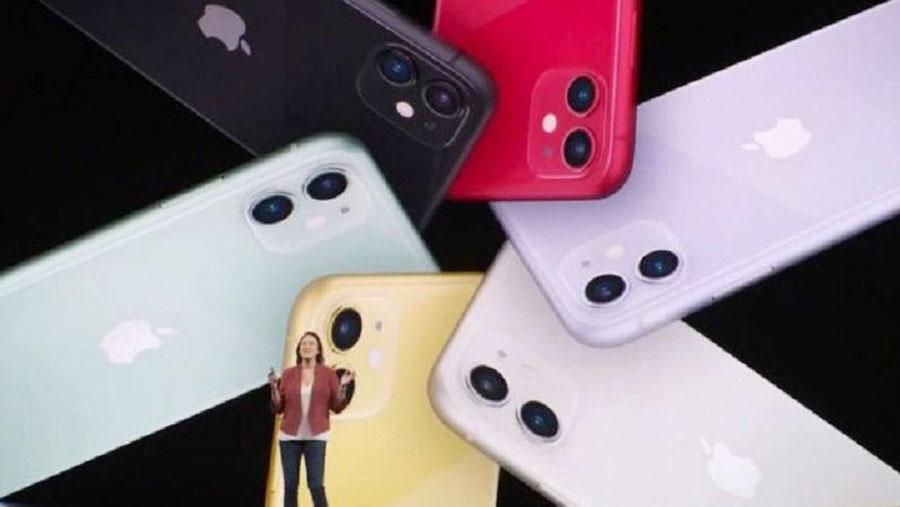 আইফোন ১১-এর নতুন মডেল উন্মুক্ত করেছে অ্যাপল