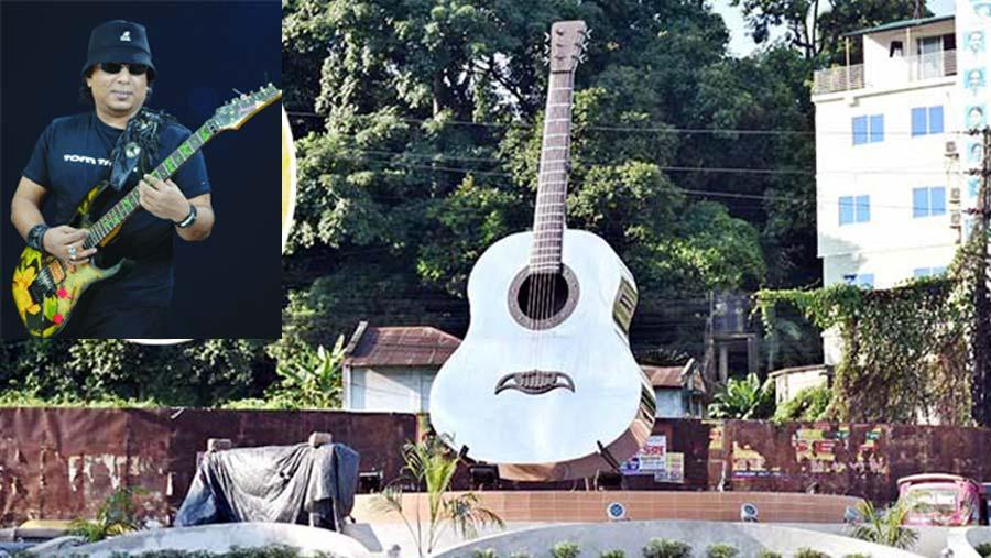 আইয়ুব বাচ্চুর 'রূপালি গিটার'-এর উদ্বোধন বুধবার
