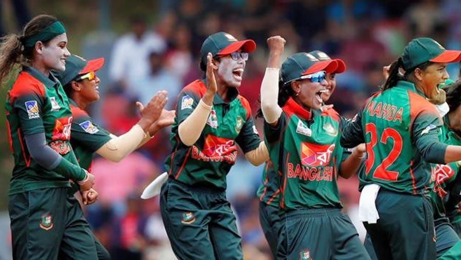 এসএ গেমস ক্রিকেট: নেপালকে ১০ উইকেটে হারালো নারী-দল