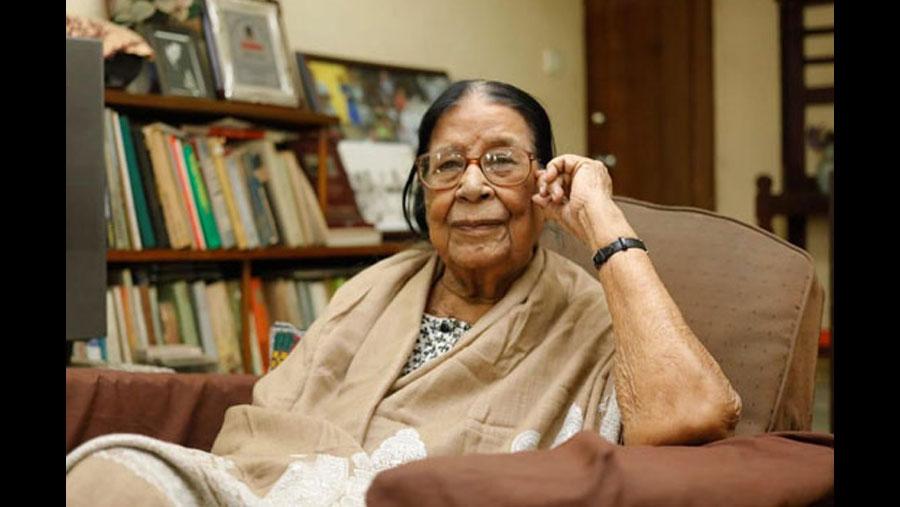 চলে গেলেন বাংলাদেশের প্রথম নারী আলোকচিত্রী সাইদা খানম