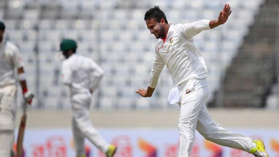 ওয়েস্ট ইন্ডিজের বিপক্ষে টেস্ট দল ঘোষণা, ফিরেছেন সাকিব